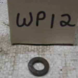 WP12 Lock Washer